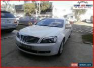 2007 Holden Statesman WM Sedan 4dr Spts Auto 6sp 6.0i [Sep] White Automatic A for Sale